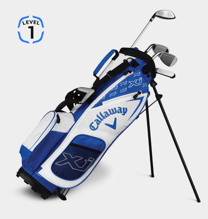 golf club and ball clipart, Cartoons - Juniors Xj Sets - Callaway Junior Xj Sets