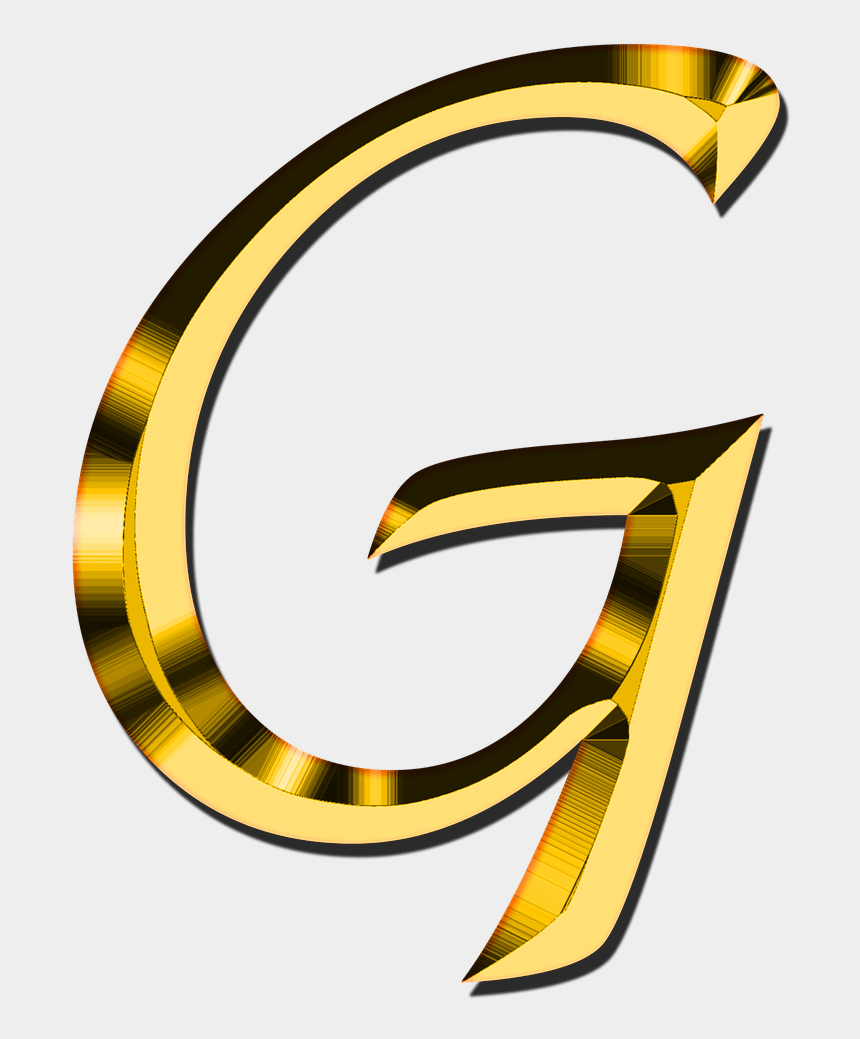 clipart capital letters, Cartoons - Capital Letter G Png - Letter G Png