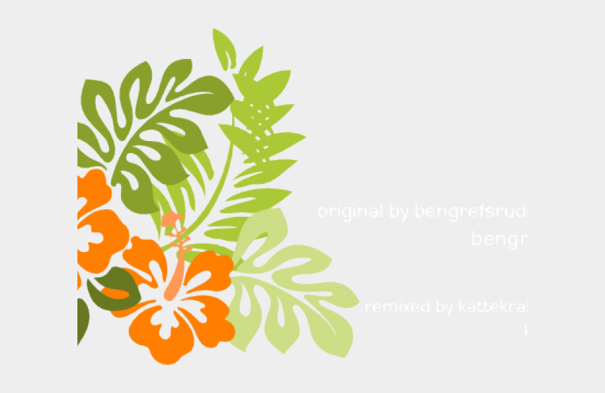 hibiscus flower images clipart, Cartoons - Flores De Hibisco Desenho