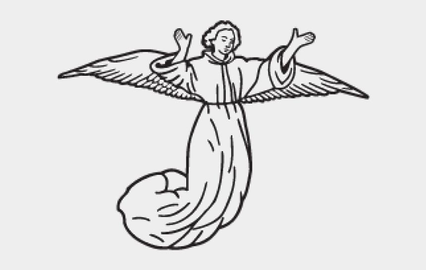 angels baseball clipart, Cartoons - Tombstone Clipart Funeral Angel - Angel Tombstone Clip Art