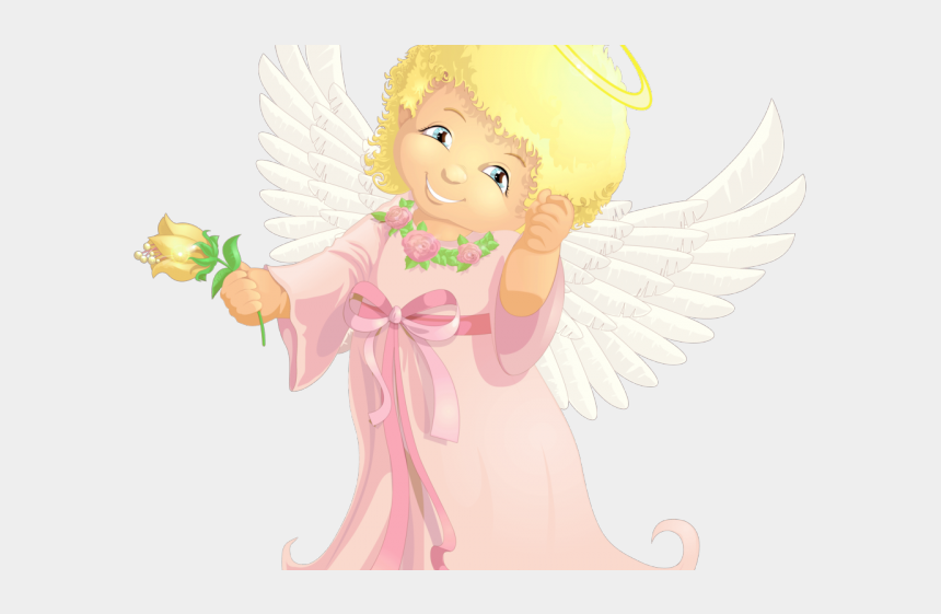 praying angel clipart, Cartoons - Angels Clipart Kneeling Angel - Portable Network Graphics