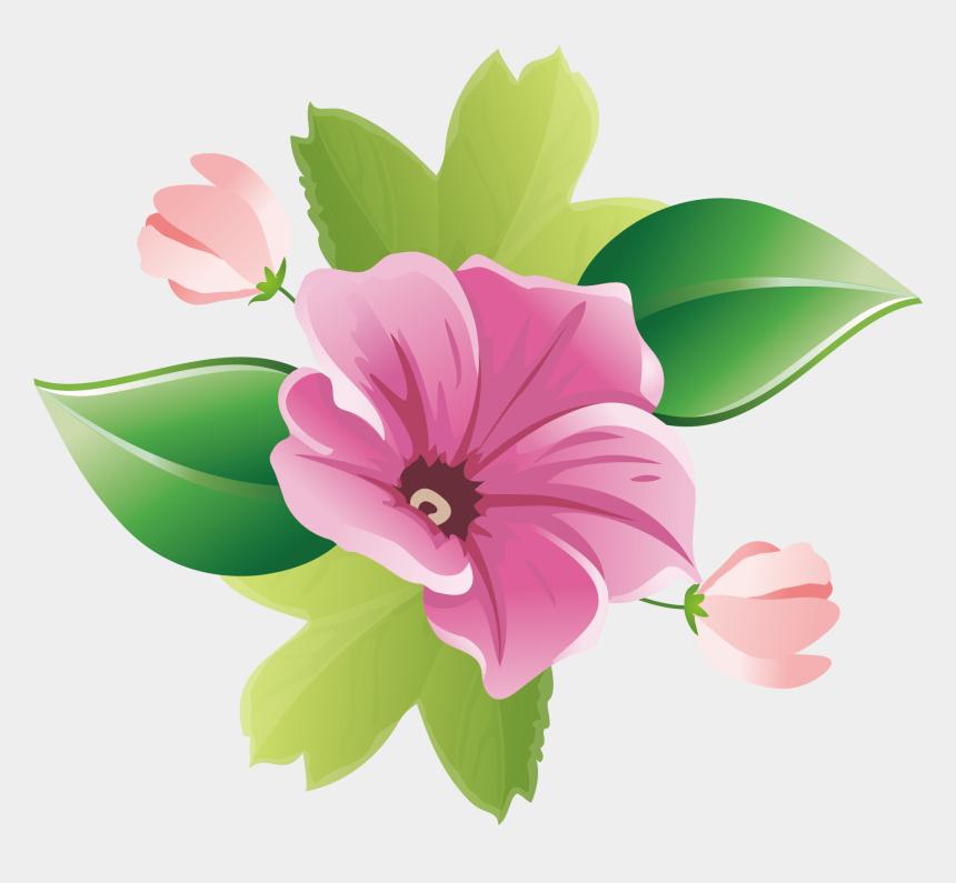 floral garland clipart, Cartoons - Floral Design Flower Wreath Pink Delicate Decorative - Periwinkle