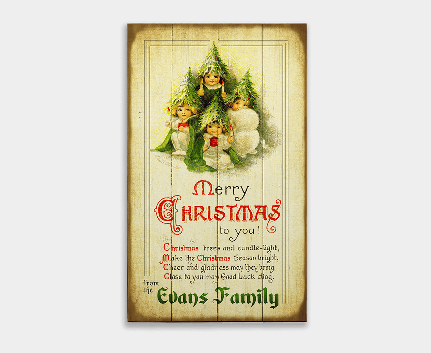 merry christmas & happy new year clipart, Cartoons - View Zoom Merry Christmas Poem Sign - Garden Roses