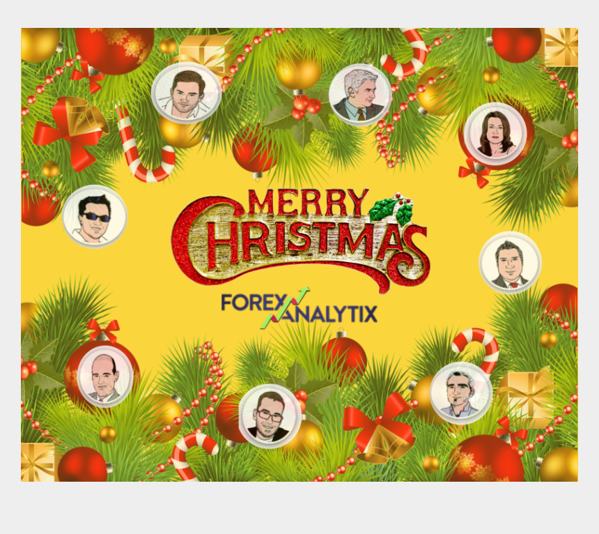 merry christmas & happy new year clipart, Cartoons - Wish The Entire Forex Analytix Community A Happy Christmas,