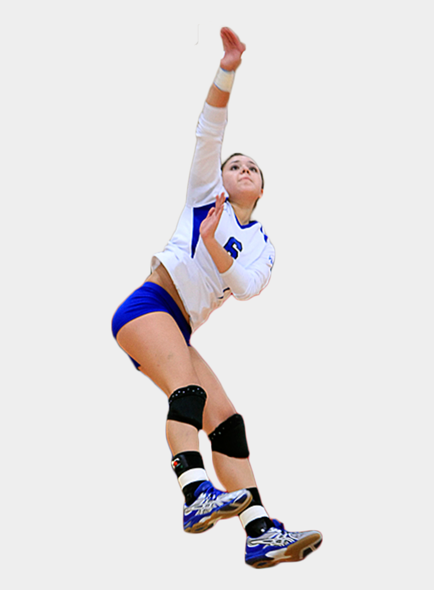 volleyball girl clipart, Cartoons - Volleyball Player Free Png Image - Player Volleyball Png