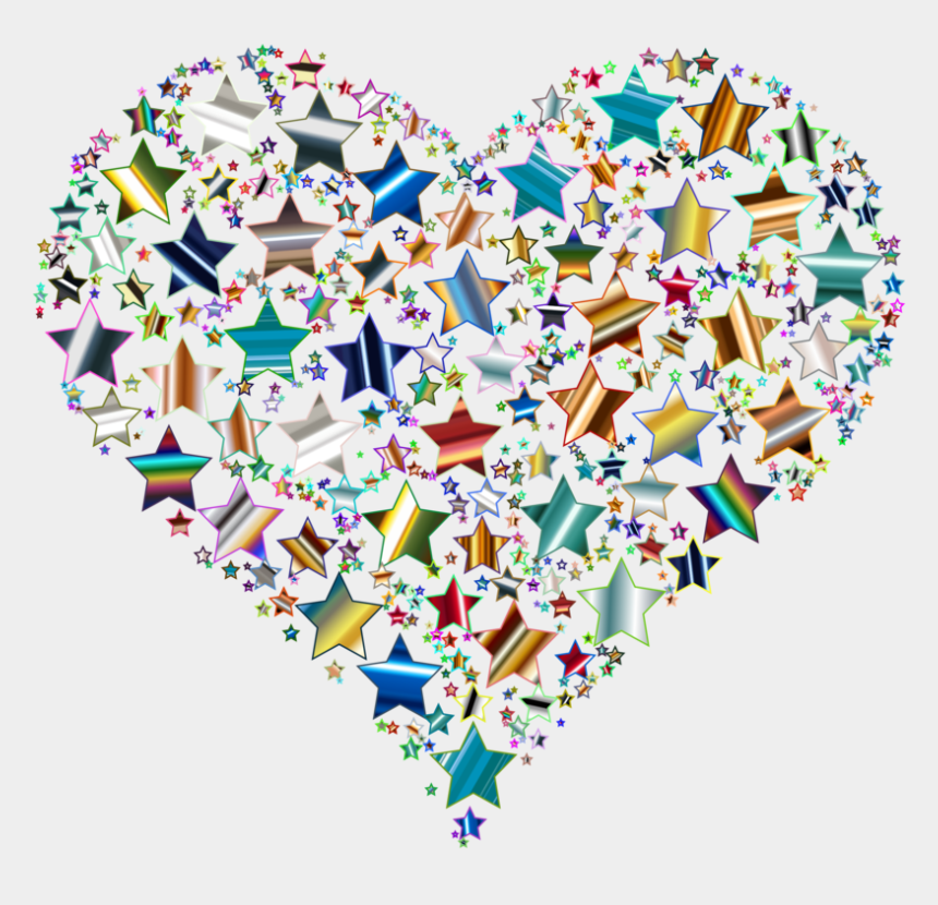 colorful stars clipart, Cartoons - Star Computer Icons Drawing Heart - Icon