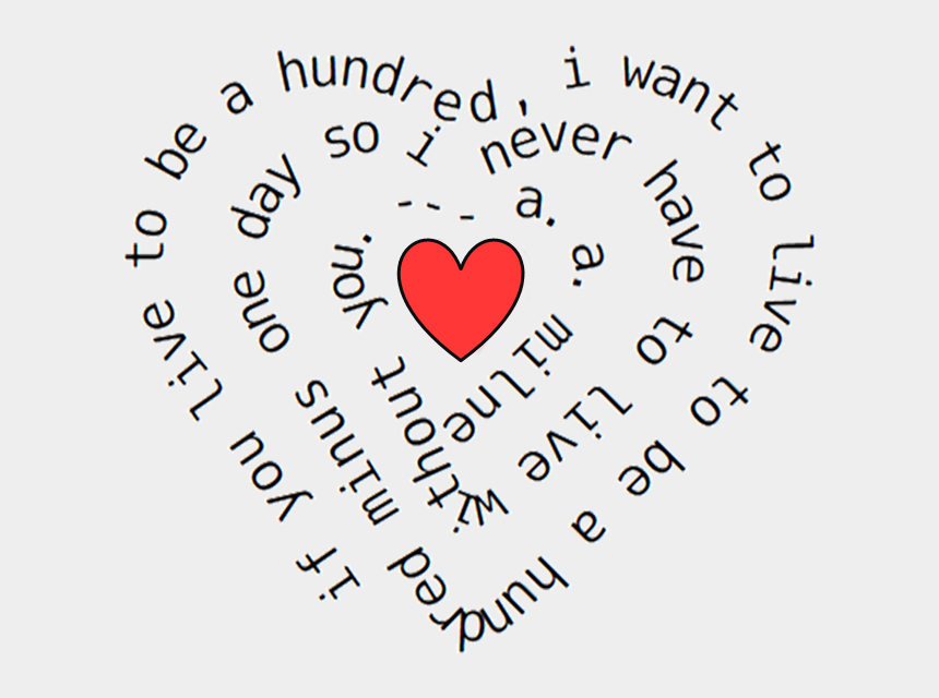 love quotes clipart, Cartoons - Winnie The Pooh Clipart/printable - Heart