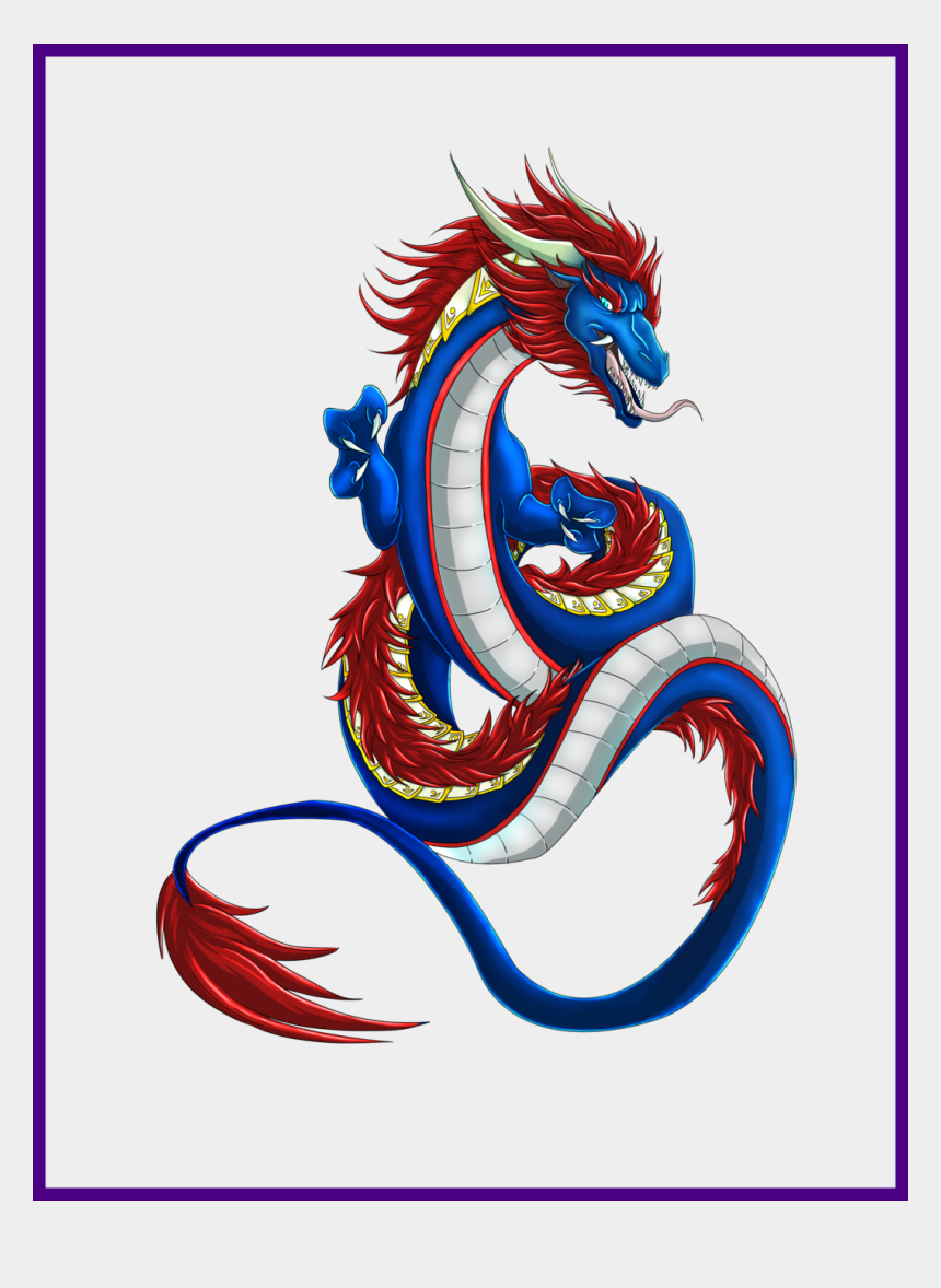 baby dragon clipart, Cartoons - Astonishing Chinese By Xblackfangx On And Things Ⓒ - Tattoo Clipart Transparent Background