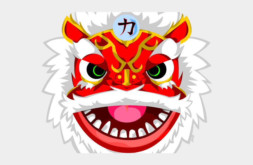 red dragon clipart, Cartoons - Chinese Dragon Clipart Eastern Dragon - Chinese Lion Dance Mask