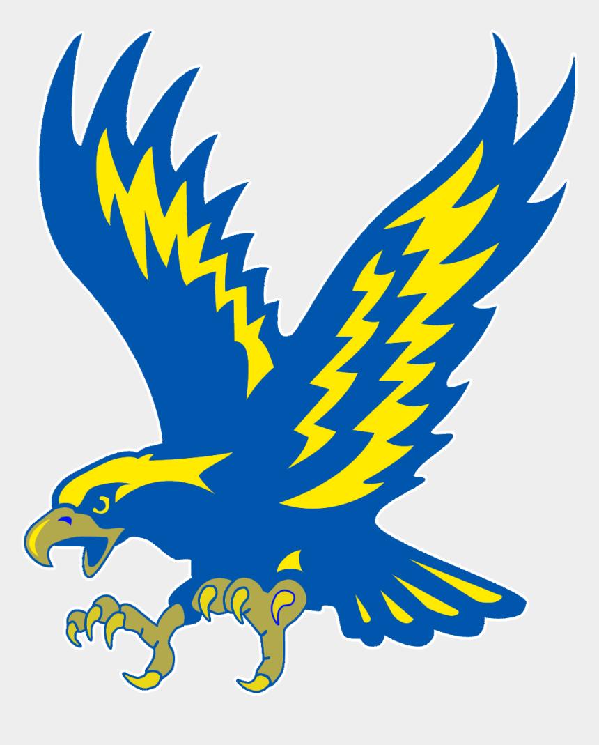 eagles football clipart, Cartoons - Double Coverage Uk American Blog Mmu Eagles Ⓒ - Maryville Christian School Logo