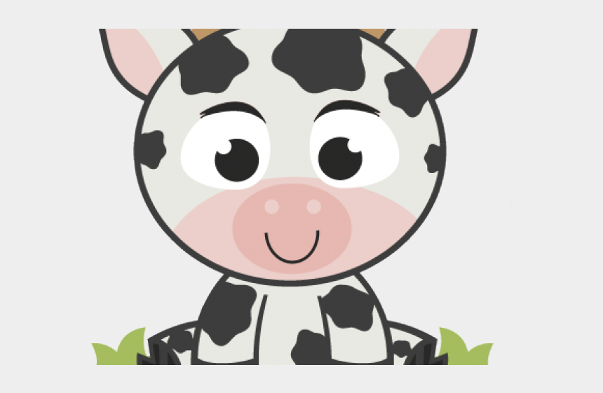 baby cow clipart, Cartoons - Baby Cow Cliparts - Clip Art