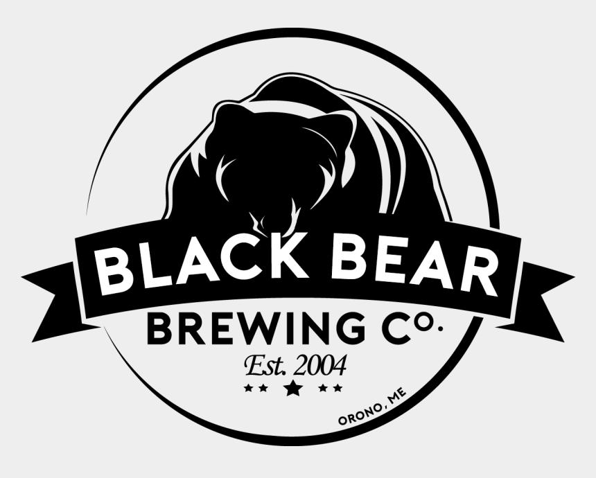 brewery clipart, Cartoons - Black Bear Brewing - Black Bear Brewing Logo