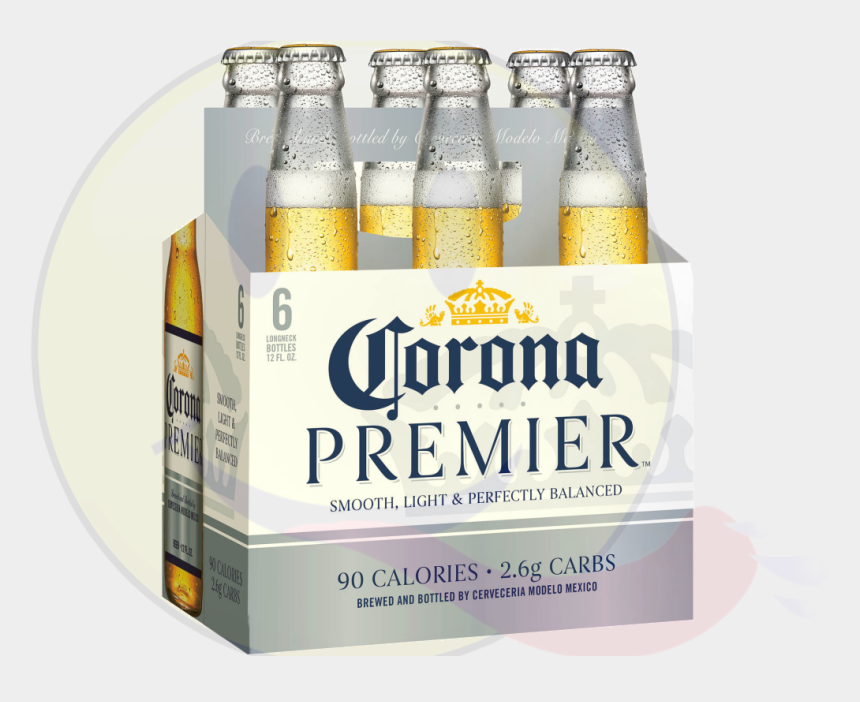 corona beer clipart, Cartoons - Corona Premier Alcohol Content , Png Download - Corona Premier