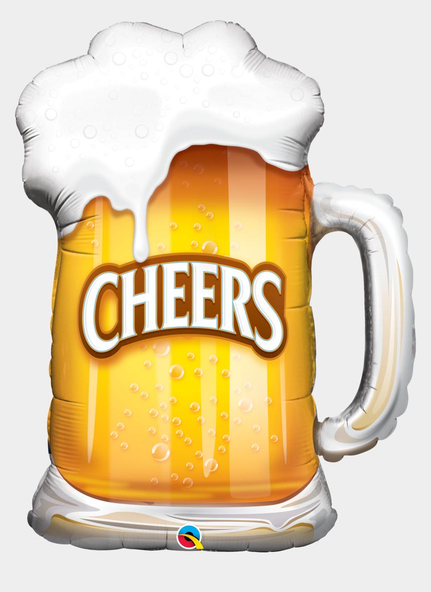 beer mugs cheers clipart, Cartoons - Beer Mug - Cheers Balloon Beer