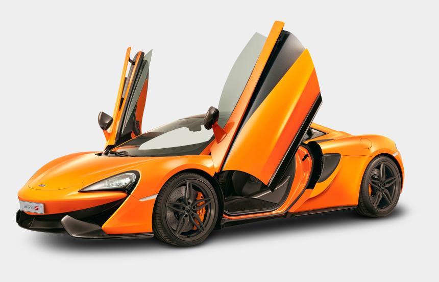 orange car clipart, Cartoons - Mclaren 650s Gt Orange Car - Mclaren Png