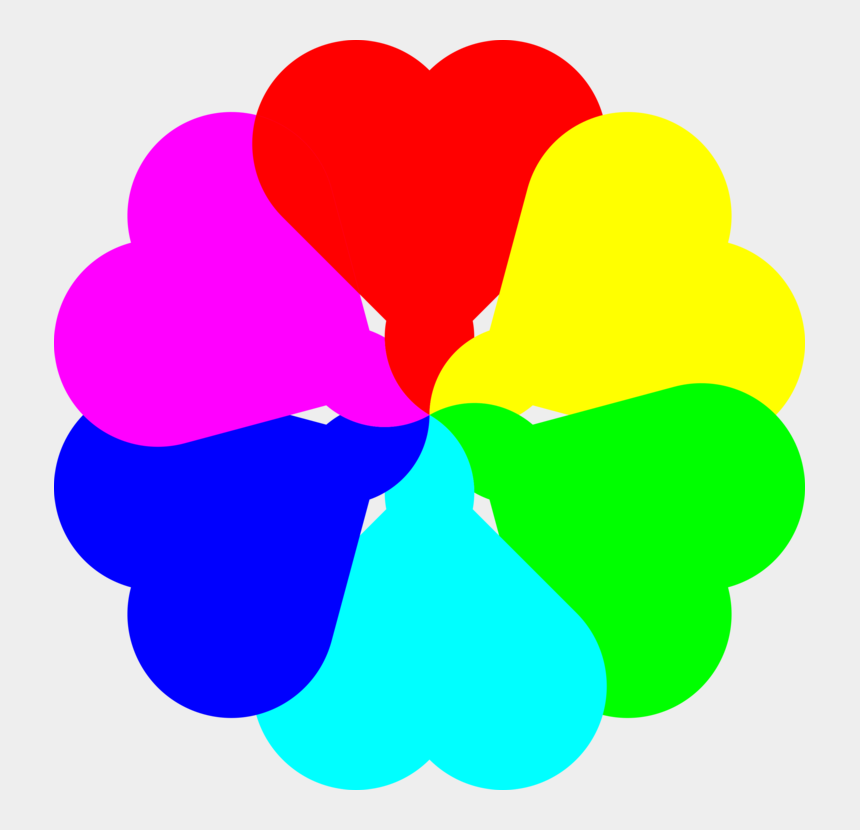 rainbow heart clipart, Cartoons - Coloring Book Computer Icons Rainbow Heart - Color Rainbow Clipart