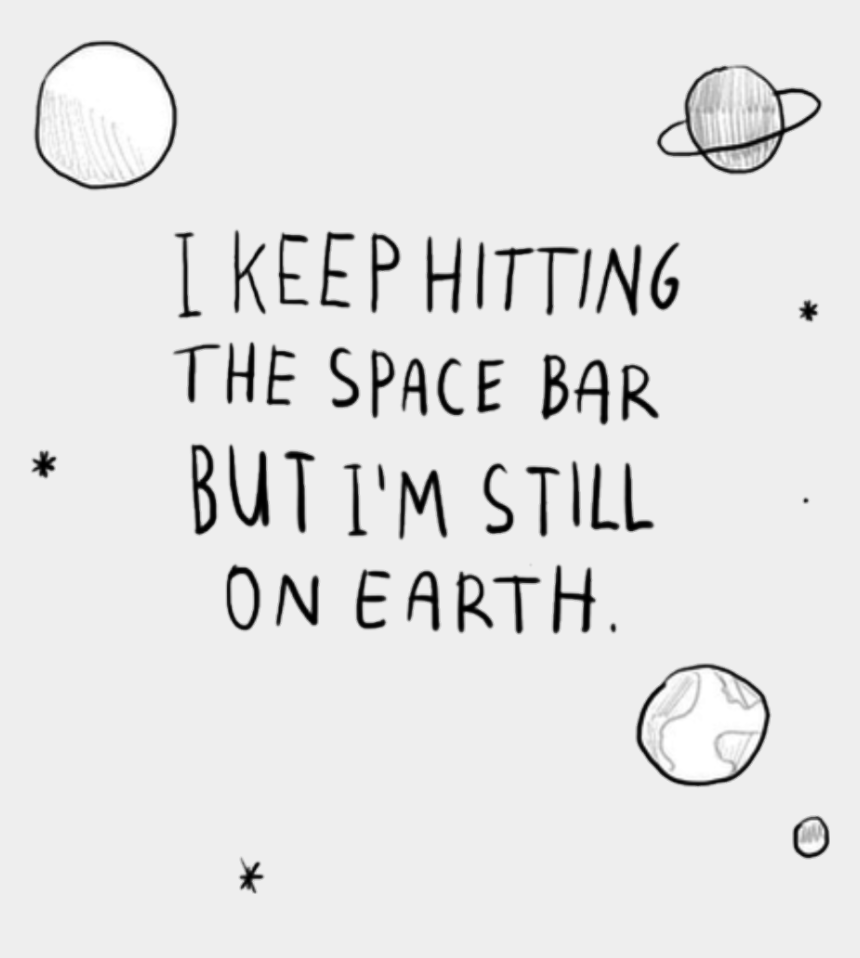 outer space clipart black and white, Cartoons - Tumbler Drawing Space - Drawing Quotes Black And White