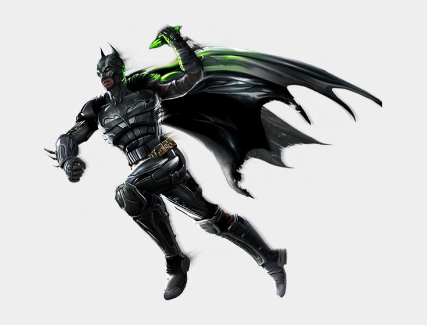batman vs superman clipart, Cartoons - Image Attacking Injustice Gods - Batman And Superman Injustice