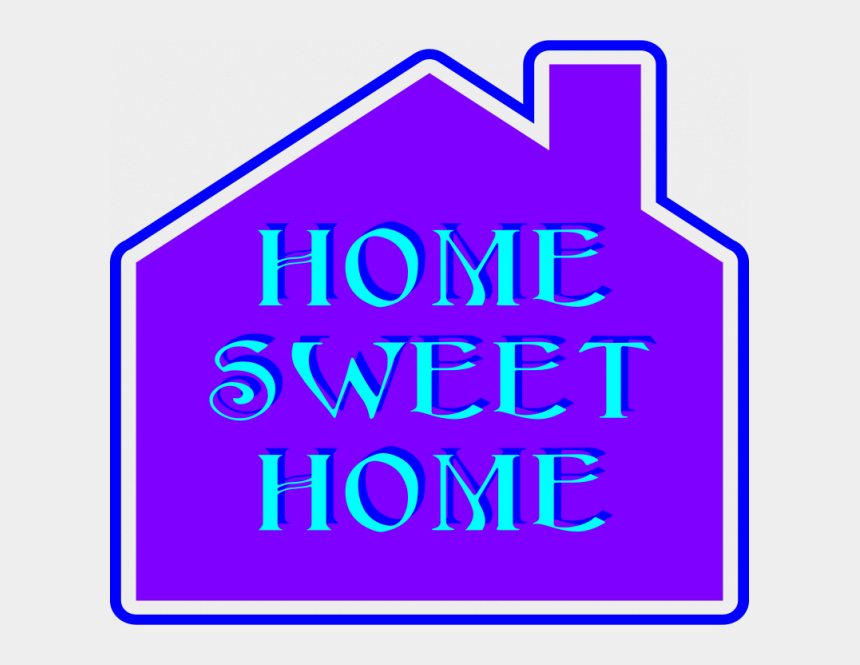 family home clipart, Cartoons - Home Sweet Home صور