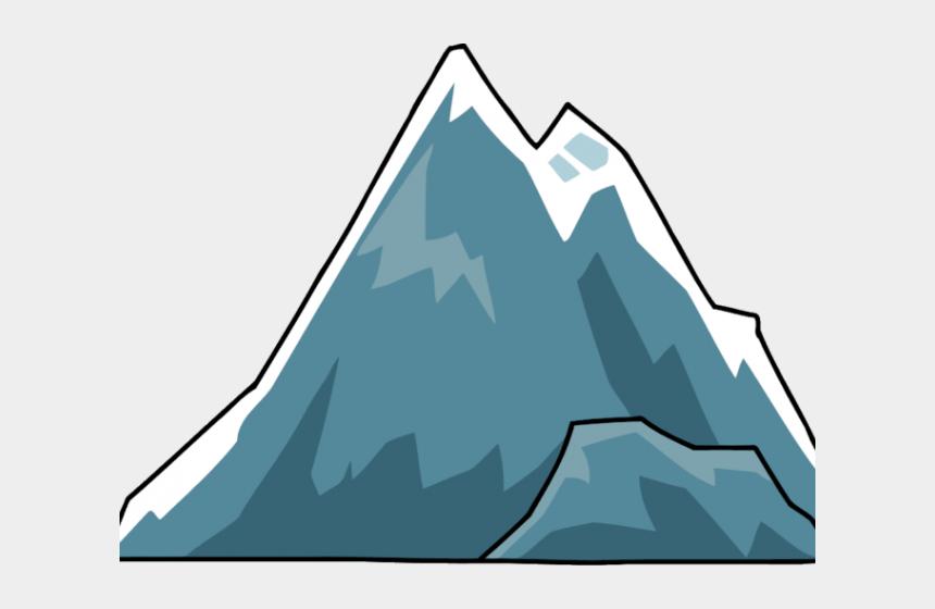 climb mountain clipart, Cartoons - Peak Clipart Single Mountain - Transparent Background Mountain Icon