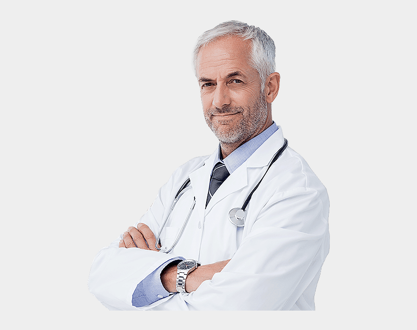 male doctor clipart, Cartoons - Doctors - Male Doctor Transparent Background