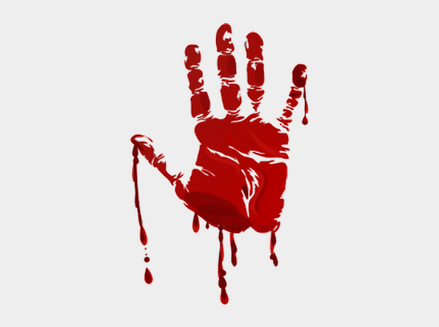 bloody #hand #hd - Blood Gta 5 Emblem, Cliparts & Cartoons