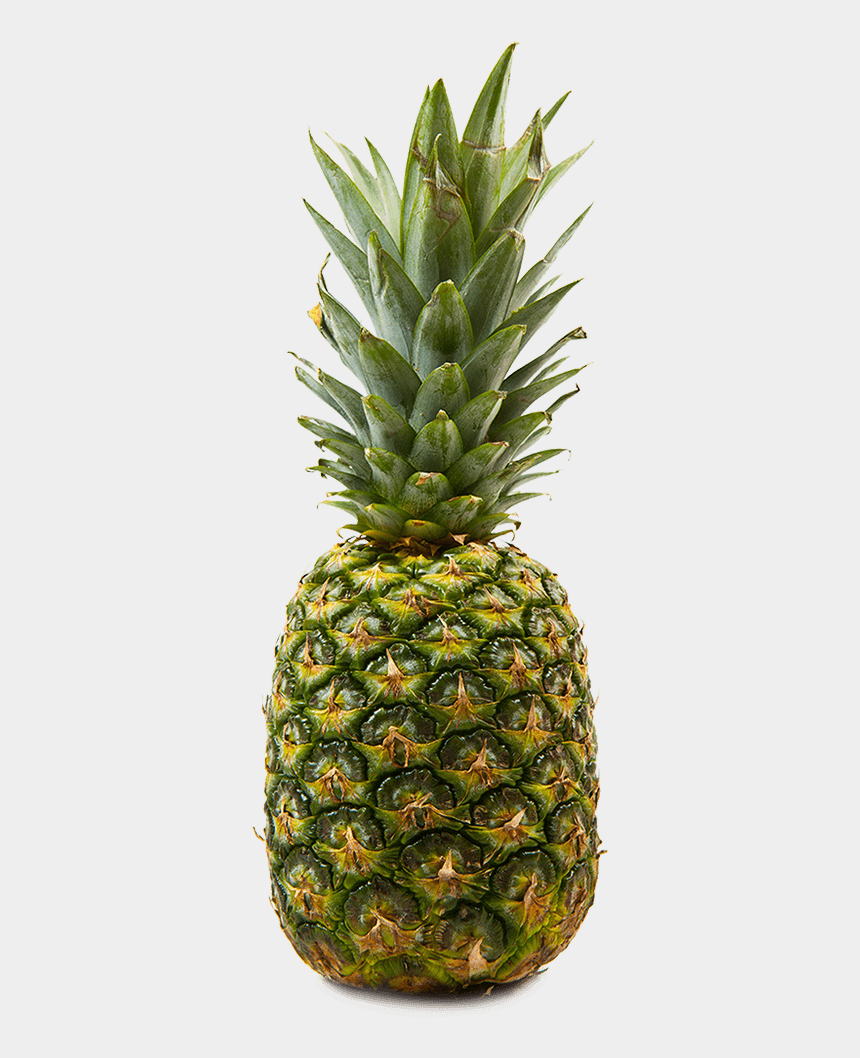 tropical fruit clipart, Cartoons - Pineapple Is A Tropical Fruit And A Staple In Many - Fruits