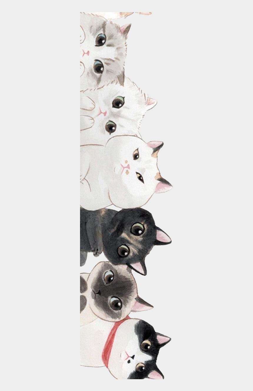 Kitten Cartoon Wallpaper Cat Free Download Image Cute Cat Wallpaper Cartoon Cliparts Cartoons Jing Fm