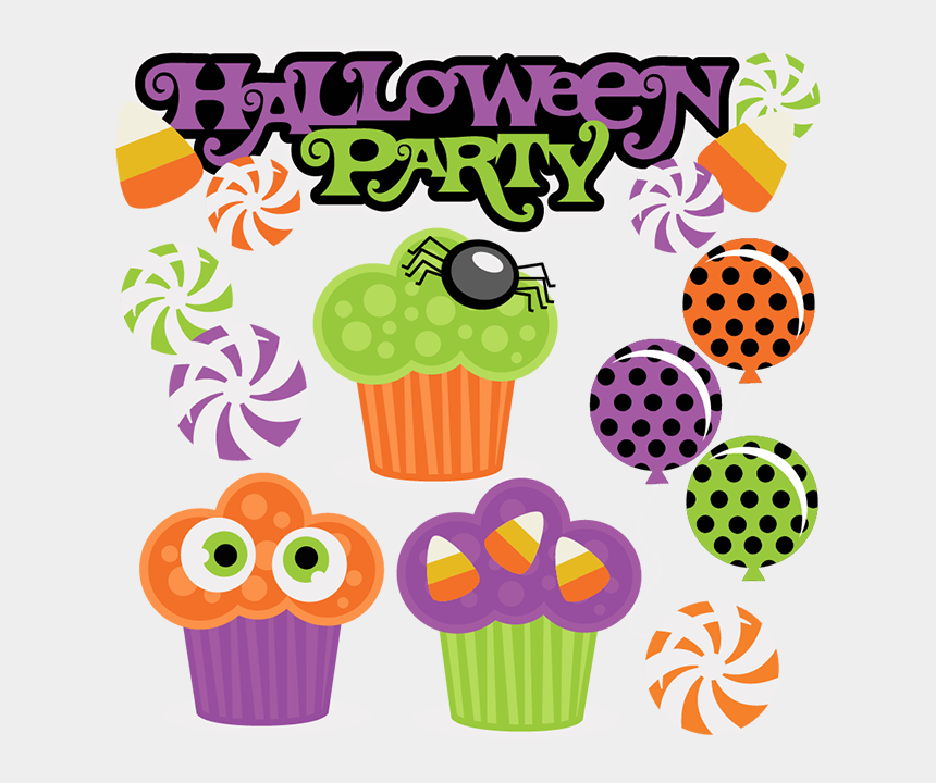 halloween food clipart, Cartoons - Halloween Party Svg Cutting Files Halloween Svg Cuts - Miss Kate Cuttables Halloween