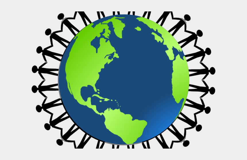 peace on earth clipart, Cartoons - Ring Around The World