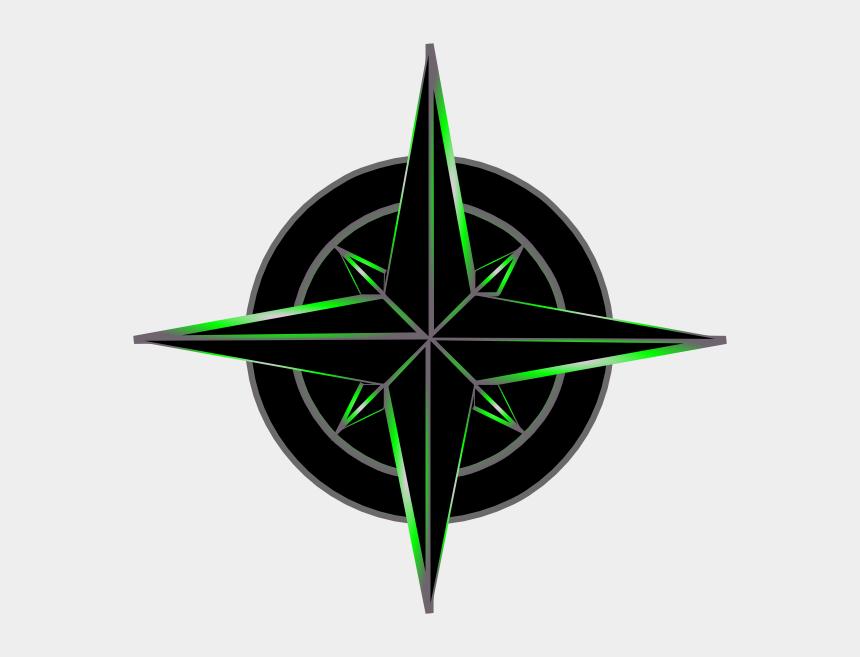 navigation clipart, Cartoons - Navigation Symbol Black And Green Clip Art - Sword And Shield Symbol