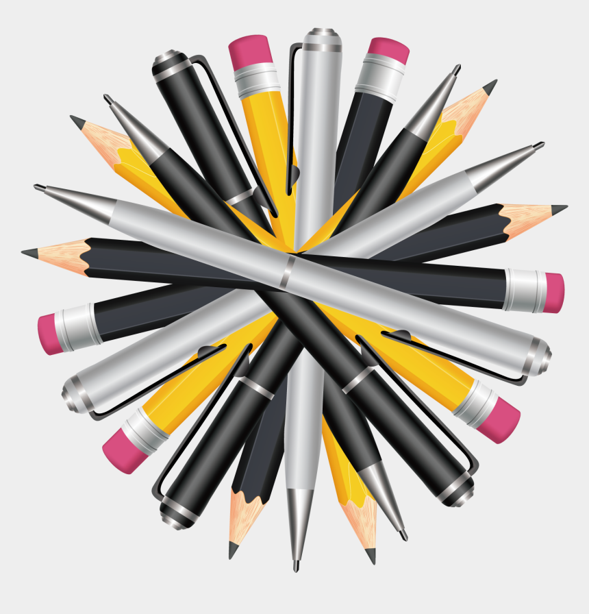 pens and pencils clipart, Cartoons - Clip Art Library Download Drawing Gum Marker - Pen And Pencil Png