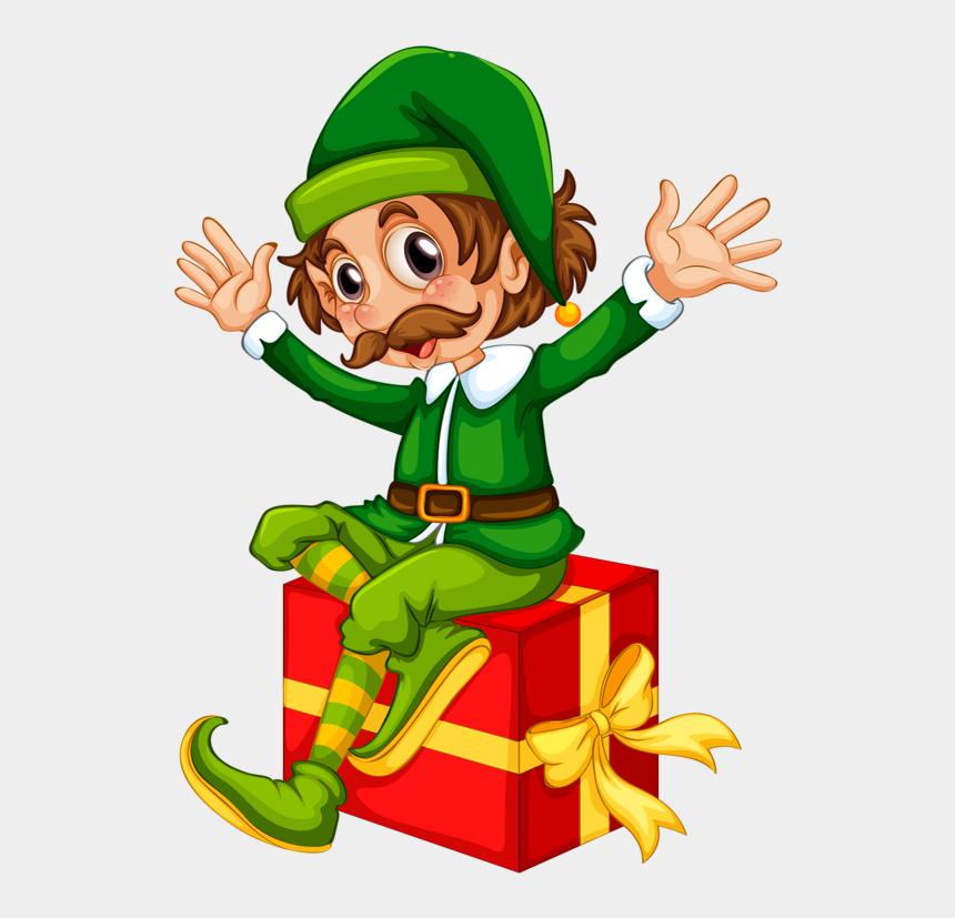 office party clipart, Cartoons - Фото, Автор Soloveika На Яндекс - Christmas Elf Vector