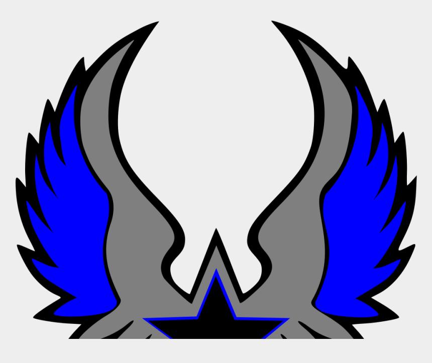 emblem clipart, Cartoons - Blue Grey Star Emblem Svg Clip Arts 558 X 598 Px - Logo Dream League Soccer Star