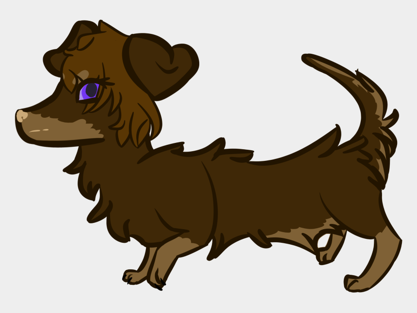 brown dog clipart, Cartoons - Pet Clipart Brown Dog - Dog Catches Something