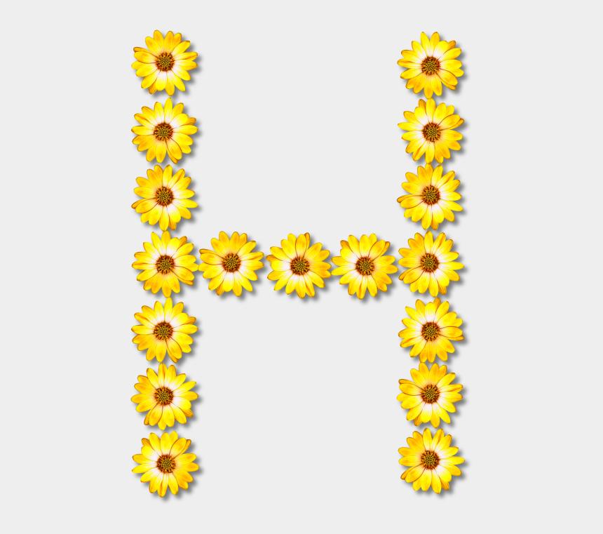 paragraphenzeichen clipart, Cartoons - Pin Floral Alphabet Clipart - Flower In Alphabet Download