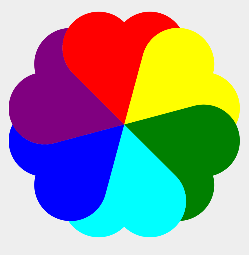 clipart programm, Cartoons - File - - Svg - Coloring Book Computer Icons Rainbow Heart