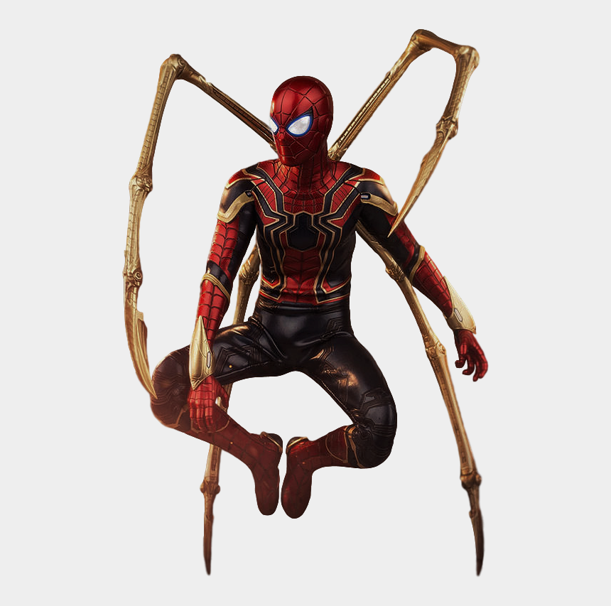 spiderman mask clipart, Cartoons - Captain Infinity Marvel Universe Spider-man Youtube - Infinity War Ironman Png