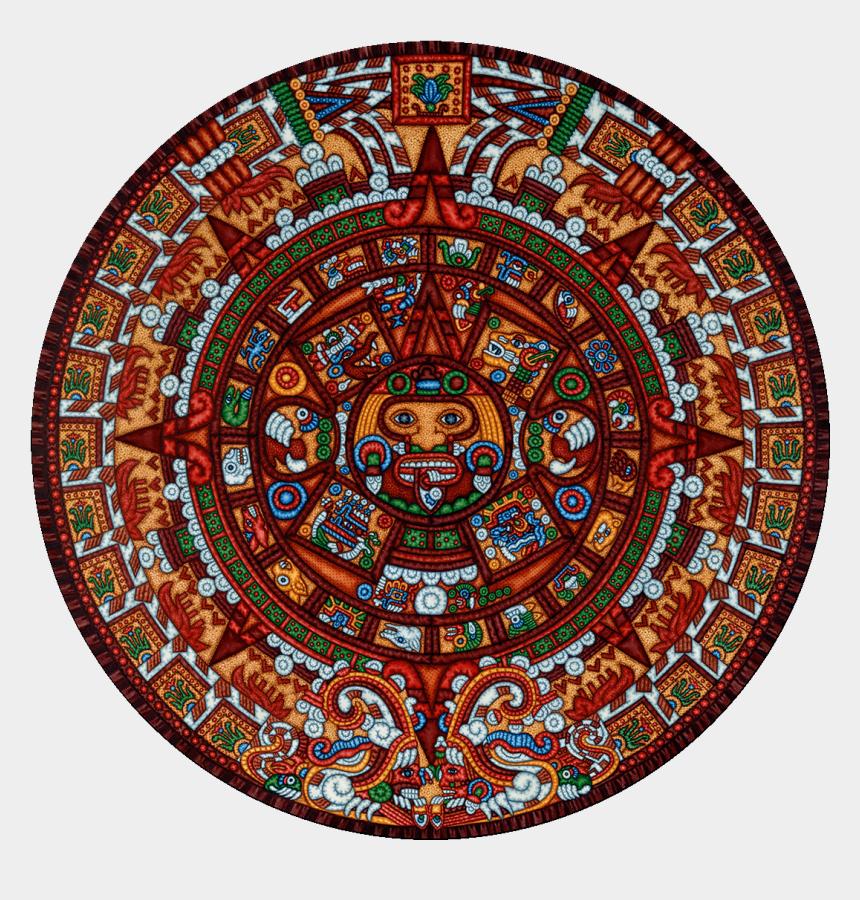 aztec calendar clipart, Cartoons - Go To Image - Dowdle Puzzles Aztec Calendar