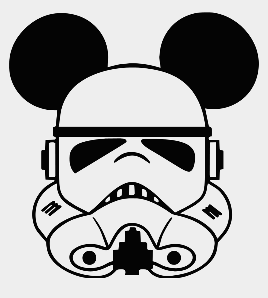 star wars stormtrooper clipart, Cartoons - Storm Trooper Head Coloring Page