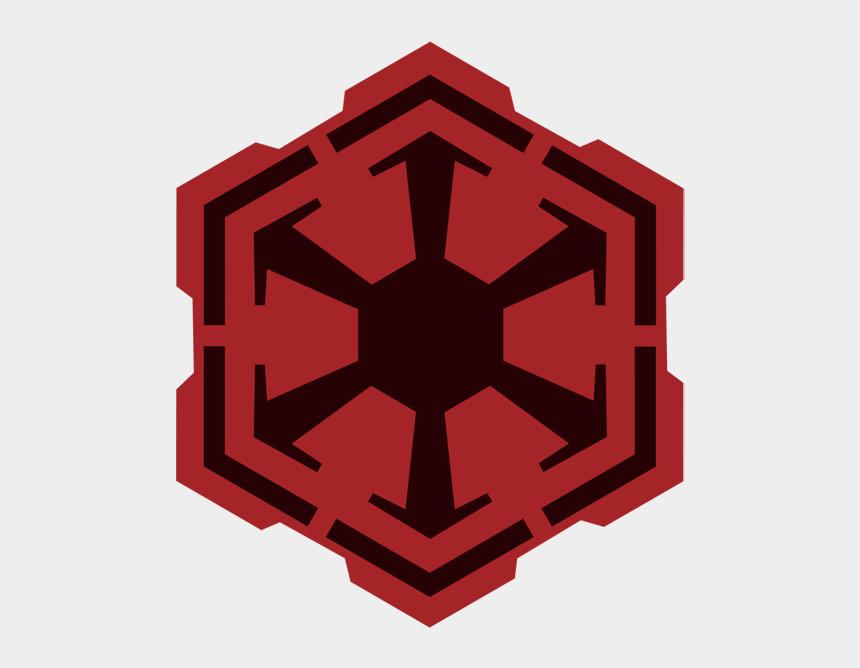 star wars digital clipart, Cartoons - Hd Clipart Sith Empire - Sith Empire Logo Png