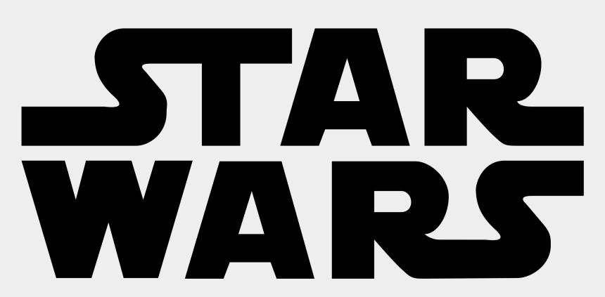 star wars clipart vector, Cartoons - Star Wars Logo Png Transparent - Logo De Star Wars