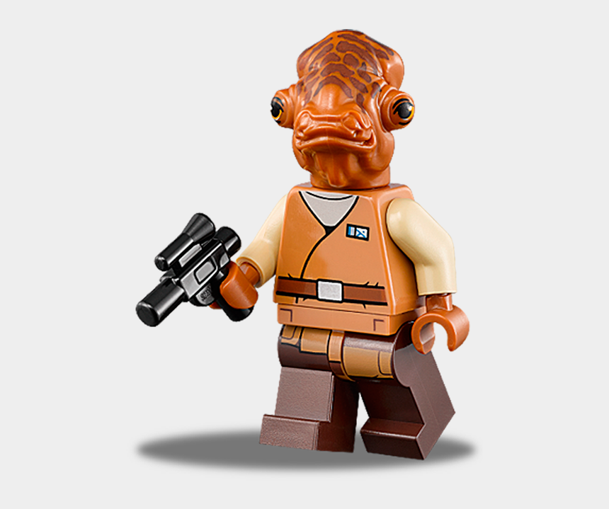 lego star wars clipart, Cartoons - Admiral Ackbar Force Awakens Lego