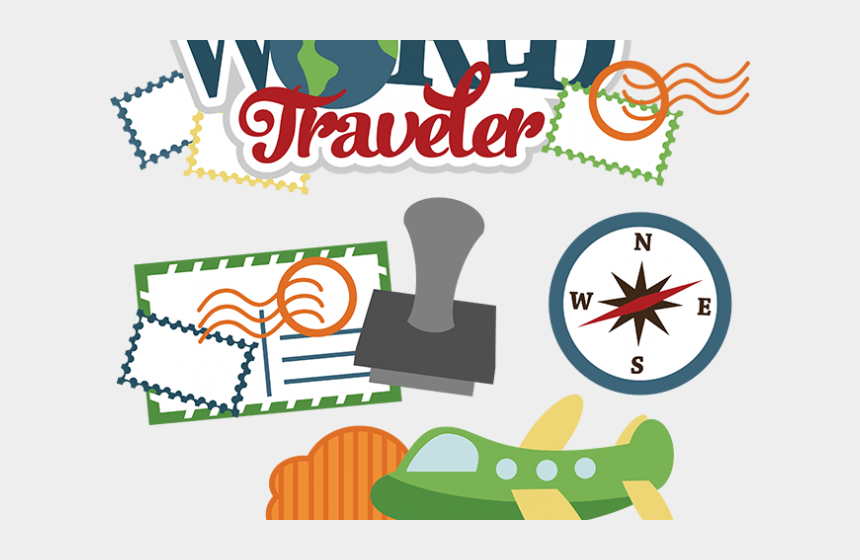 travel clipart free download, Cartoons - We Present To You A Travel Clipart Traveller - Travel On Vacation Clipart