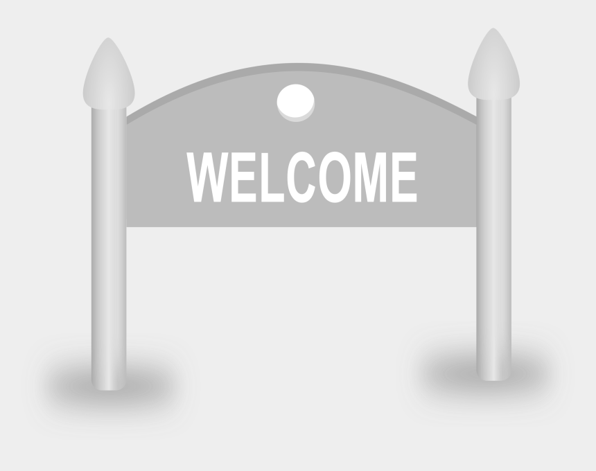 welcome to clipart, Cartoons - Welcome Sign Png - Welcome Sign Clipart Png