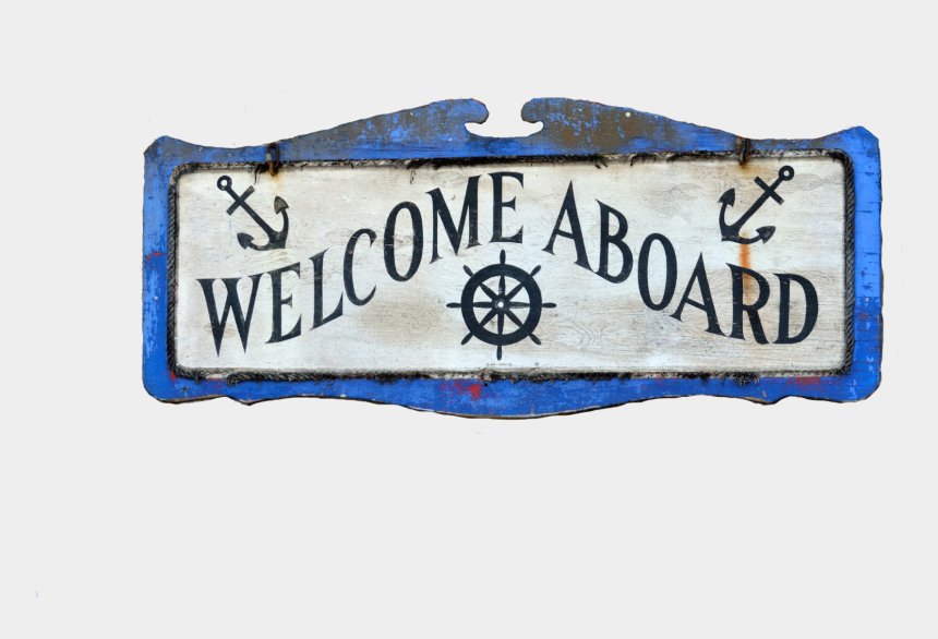 welcome aboard clipart, Cartoons - Welcome Aboard Png - Public Domain Images Welcome