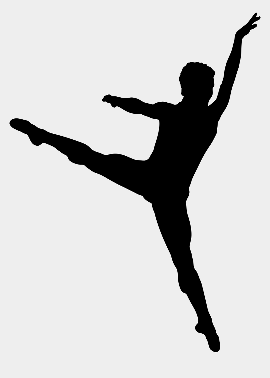 clipart of ballet dancers, Cartoons - Dancer Transparent Male - Male Ballet Dancer Clipart