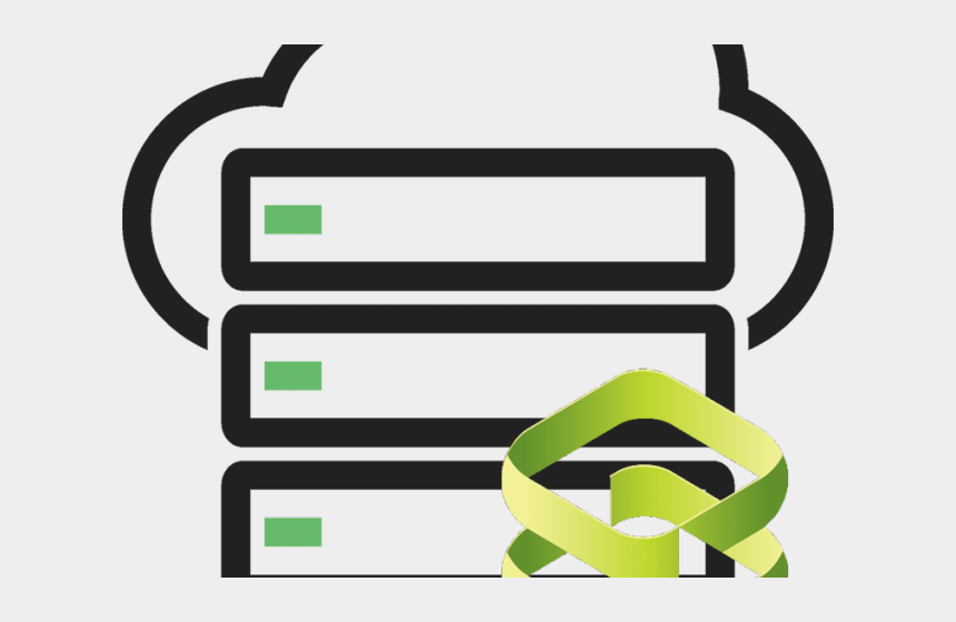 farm border clipart, Cartoons - Cloud Server Clipart Server Farm - Cloud Server Icon Png