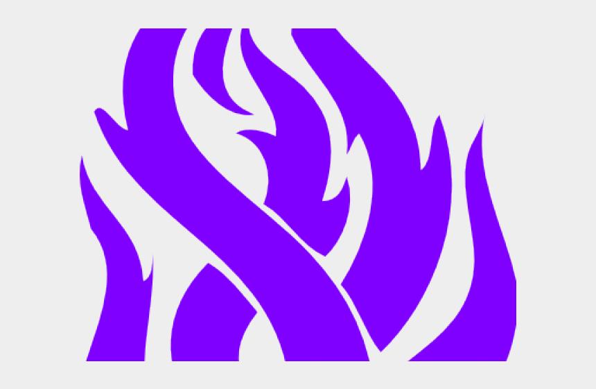 blue flame clipart, Cartoons - Clipart Wallpaper Blink - Llama De Fuego Tribal