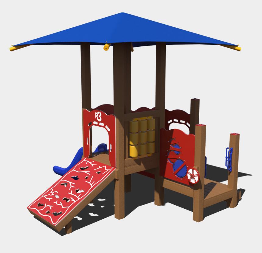 playground equipment clipart, Cartoons - Playground Slide